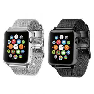 Stainless Steel Milanese Loop Apple Watch Band