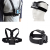H9R 4K UHD Action Camera - Chest and Head Strap