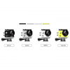 H9R 4K UHD Waterproof Action Camera - All Colours