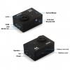 H9R 4K UHD Waterproof Sports Action Video Camera - Key Functions