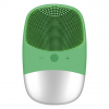 Green Silicone Electric Face Cleanser