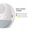10 Sounds White Noise Sleep Sound Machine - Timer Display