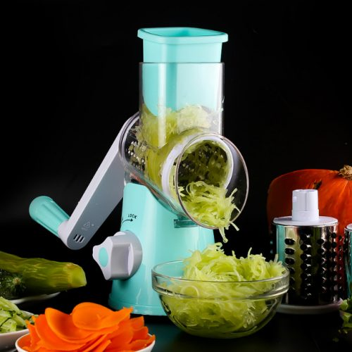 Vegetable Round Mandoline Slicer Cutter
