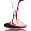 Elegant 1.5L Crystal Glass Wine Decanter