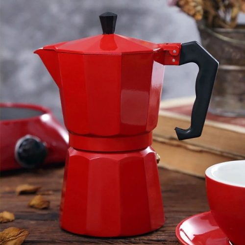 Stovetop Coffee Espresso Maker - Display 2