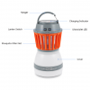 Solar Powered Portable Mosquito Repellent Zapper with LED Light - Features