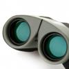 10x25 High Definition Compact Binoculars - Lens View