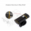 IP6 Waterproof Front Bicycle LED Headlight - Aviation Alloy Shell