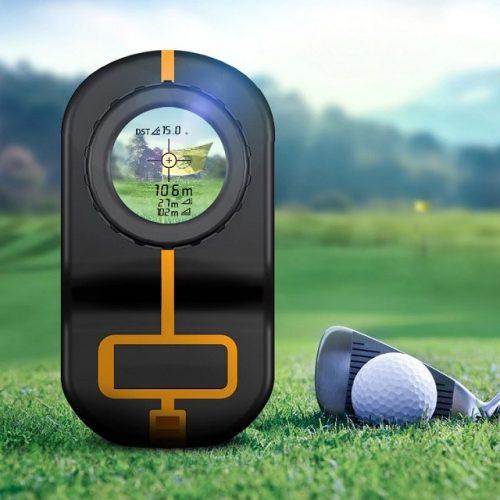 LCD Display Golf Rangefinder - Display 1