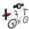 LED Bicycle Turn Signal Rear Light with Remote Control - Product Demo