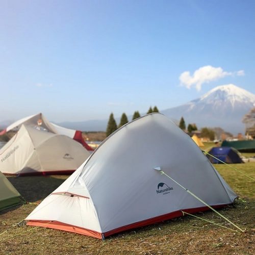 Ultralight 1-2 Persons Camping Tent - Display