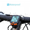 Wireless Bicycle Computer LCD Bike Speedometer - Waterproof
