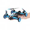 Blue Remote Control Flying Car Drone