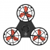 Circular Rotating Low Speed Flying Fidget Spinner