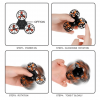 Circular Rotating Low Speed Flying Fidget Spinner - Operation Steps