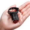 Rechargeable Mini LED Bicycle Rear Light - Compact