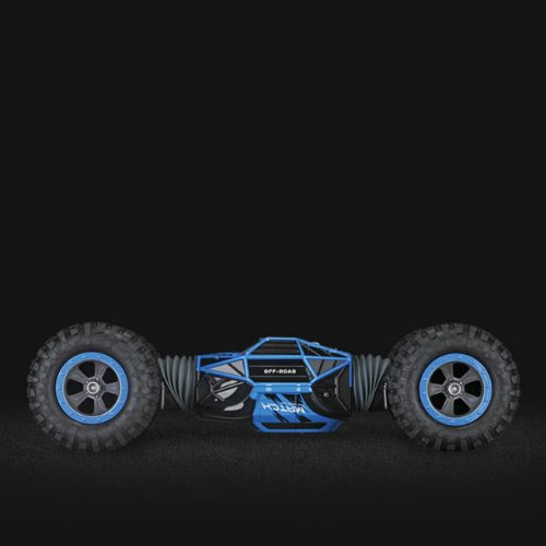 Remote Control 4WD Double Sided Vehicle - Side View