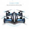Remote Control Flying Car Drone - 6 Axis Gyro