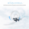 Remote Control Flying Car Drone - Flips and Rolls