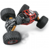 Remote Control Red 4WD Double Sided Vehicle - Top View