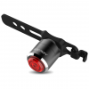 USB Rechargeable Mini LED Bicycle Rear Light - Front Side View