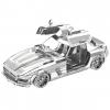Metal Car Model Kit