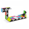 Anti Stress Puzzle Cube - 48 Sections