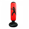 Free Standing Inflatable Boxing Bag - Red