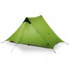 Ultralight 4 Season Thread 2 Persons Camping Tent - Green
