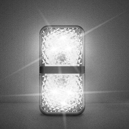 Mini LED Car Door Opening Lights - Display 1